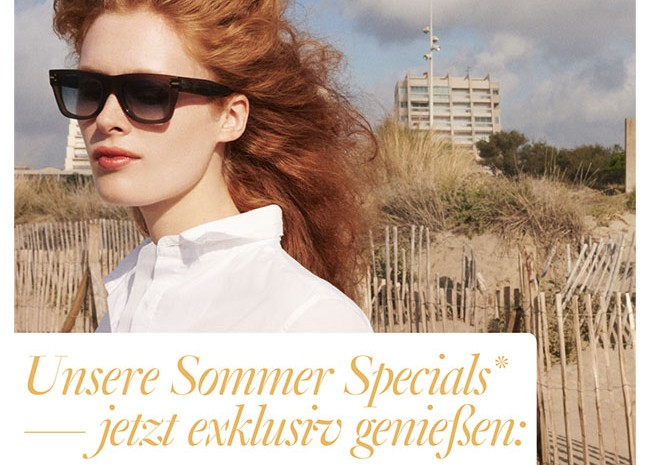 Unsere Sommer Specials