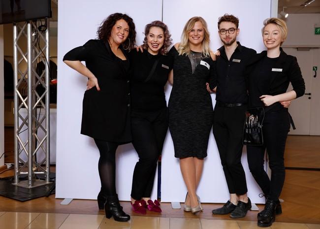 """Casting zur Wöhrl-Werbekampagne """"Starke Frauen"""""""